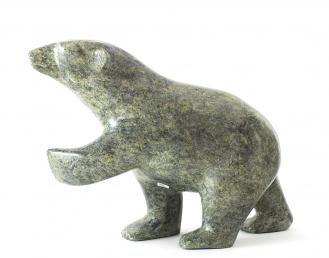 Nuna Parr - Walking Bear 12.5 x 17 x 5.5 Price $4200 US (2)