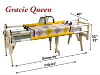 Gracie Queen Frame