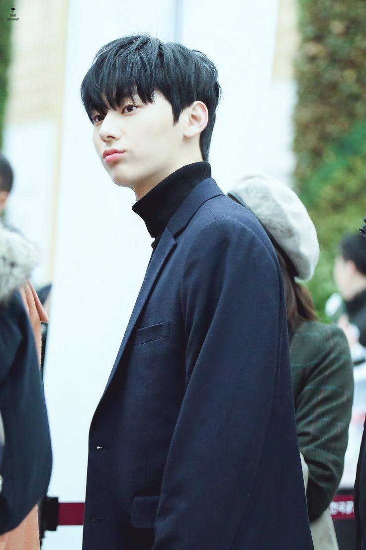 171128 Wanna One Hwang Minhyun