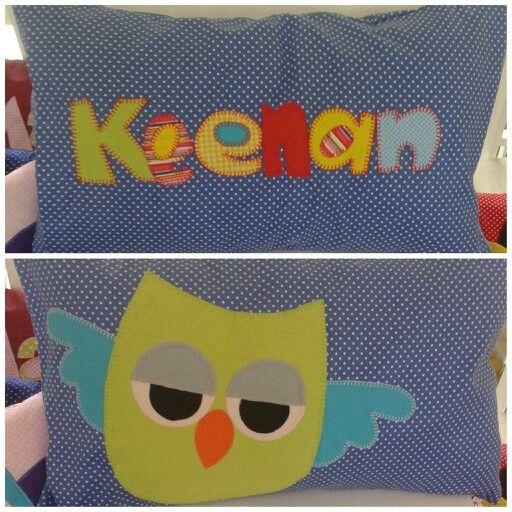 30x50 name pillow