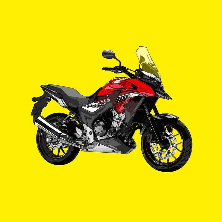 Honda NC500X  Si te gusta mis trabajos, Sígueme. If you like my artworks, Follow me.  #honda #nc500x #nc500 #hondanc500x #hondanc500 #honda500 #hondanc #moto #motocycle #motorbike #motohonda #motocicleta #alvarodintenmoto #dibujo #diseño #draw #drawing #design #yellow #red #hondaespana #500 #nc