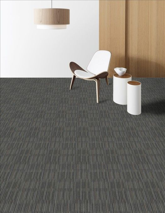 Shaw Commercial Carpet: Switch Collection; Style: Distance; Color: 03597 (Broadloom Alternative for HQ)