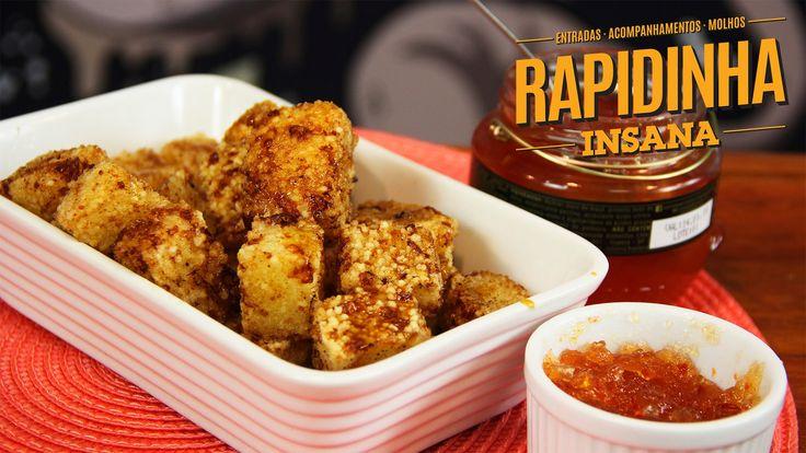 tapioca, aprenda a fazer dadinho de tapioca igualzinho do rodrigo oliveira do mocotó Ingredientes e Músicas: http://www.sandubainsano.com.br/dadinho-de-tapio...