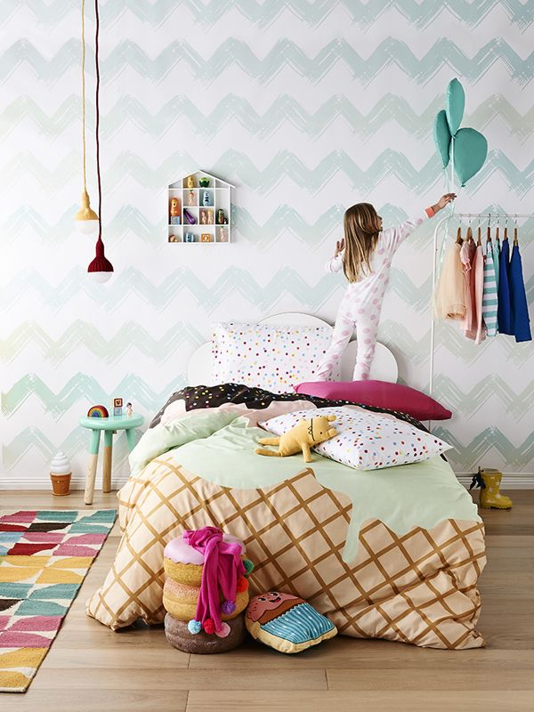 fun stylish and gender neutral kids bedding from sack me - Best Place To Buy A Bed Frame