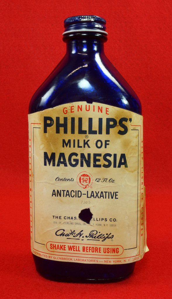 Vintage Phillips Milk Of Magnesia Cobalt Blue Glass Bottle 12 oz with RARE LABEL eBay Link: http://www.ebay.com/itm/Vintage-Phillips-Milk-Of-Magnesia-Cobalt-Blue-Glass-Bottle-12-oz-with-RARE-LABEL-/291850809537 RD13125 Go back to Tin Can Alley - FOR SALE: http://www.bagtheweb.com/b/PBdAfQ