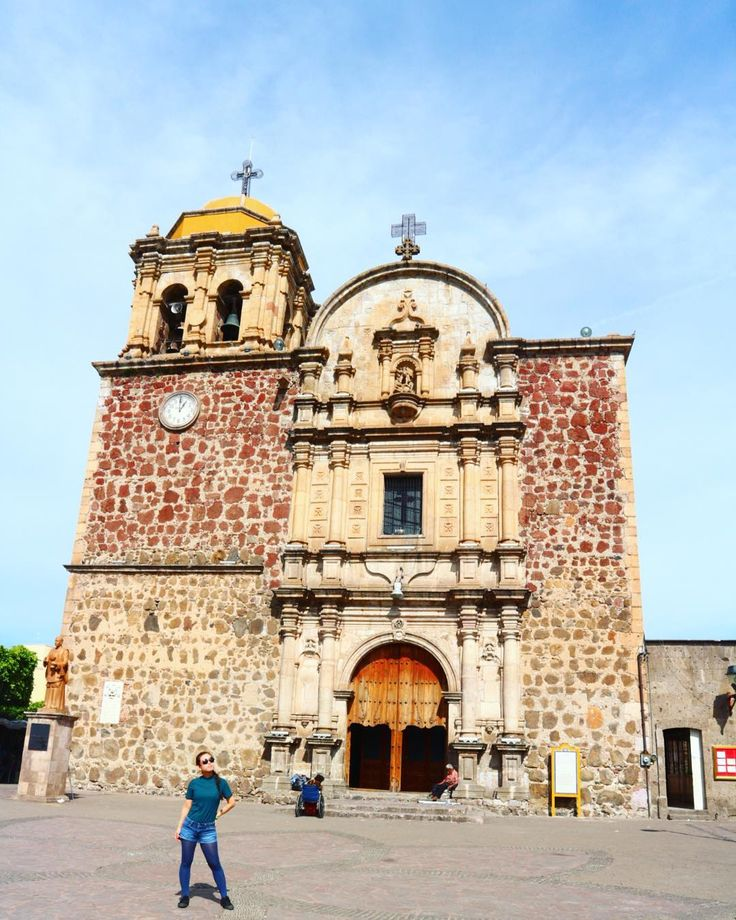 Beautiful Church of Tequila #mexico #tequila #alcohol  #travel #travelblogger #blogger #beautiful #love #culture #adventure #travellikedance #gopro  #sponsorship #nature #テキーラ #テキーラ村 #latinamerica #sunny #happy #sns