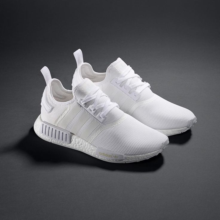 adidas shoes nmd white. introducing an all white #nmd with our signature boost midsole adidas shoes nmd