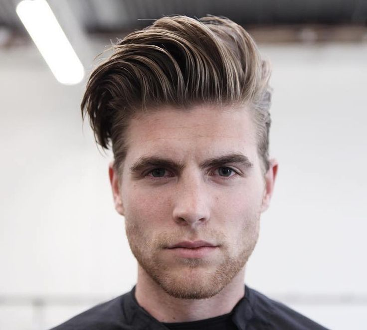 Short Hairstyles For Men With Thick Hair 55 Best Cool Hair Images On Pinterest  Man's Hairstyle Men's Hair