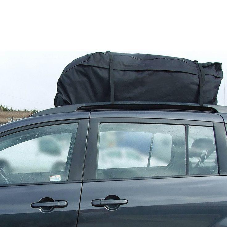 T20656 автомобиля Стиль на крыше мешок стойки грузов несущей Чемодан хранения путешествия Водонепроницаемый Touring внедорожник Ван для автомоб...