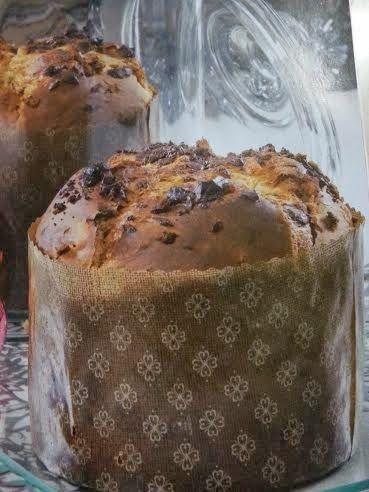 Recetas para tu Thermomix - desde Canarias: Panettone con chocolate y naranja