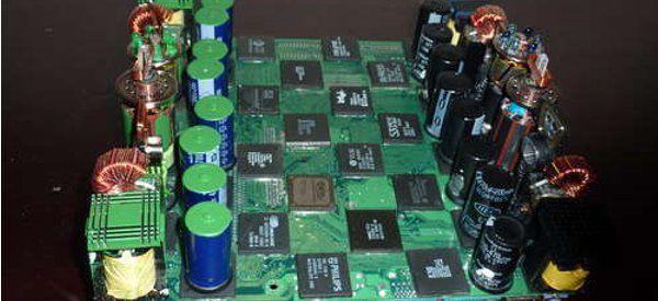 jeu-d-echec-composant-electronique-carte-mere