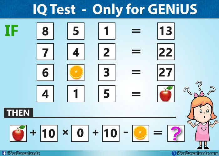 119 best Only For Genius Puzzles! images on Pinterest | Riddles ...
