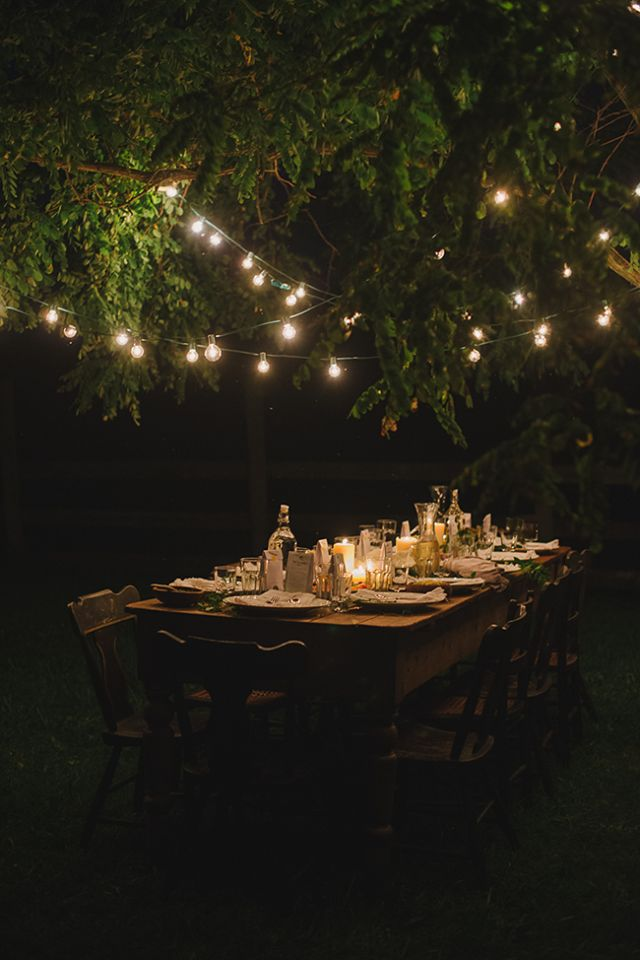 17 Best Ideas About Al Fresco Dinner On Pinterest Dinner Party Table Natur