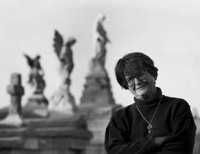 Sister Helen Prejean, whose story was told in the movie Dead Man Walking