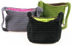 OMG finally found the perfect tunisian crochet purse pattern!