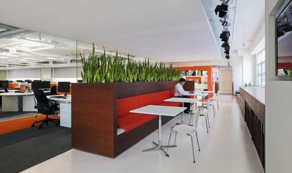 24 amazingly creative corporate offices 23
