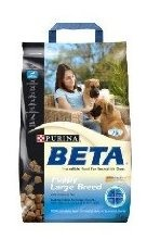 Beta Beta Dry Puppy Food Large Breed 15kg by Beta at the Just Dog Food - £34.99 http://www.justdogfood.com/beta-beta-dry-puppy-food-large-breed-15kg/