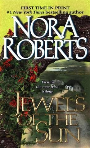 read all the books in this wonderful Nora Roberts trilogy...they'll sweep you off to Ireland in your dreams