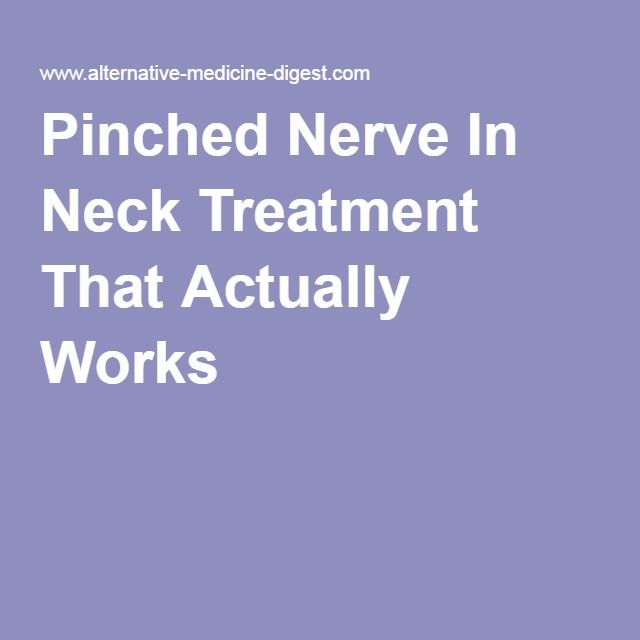 Natural Treatment Stiff Neck