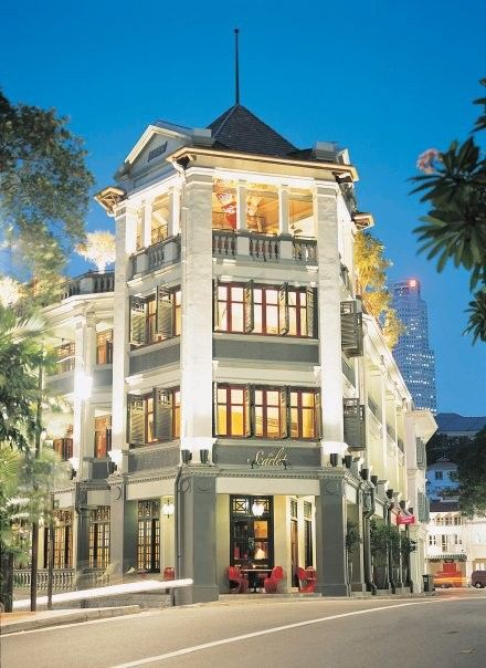 The Scarlet - Singapore, Singapore - 80 Rooms - Hästens Beds