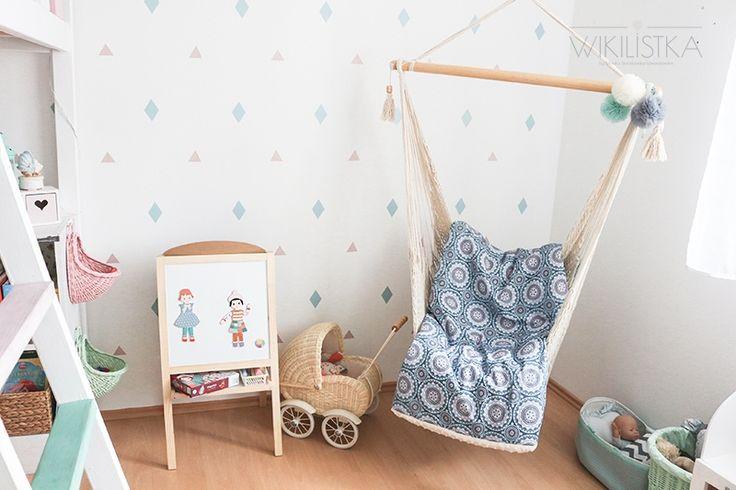 wallstickers set by dekornik.pl in wikilistka's room