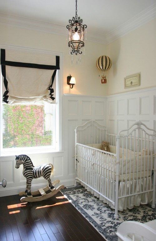 Gender-neutral Nursery.
