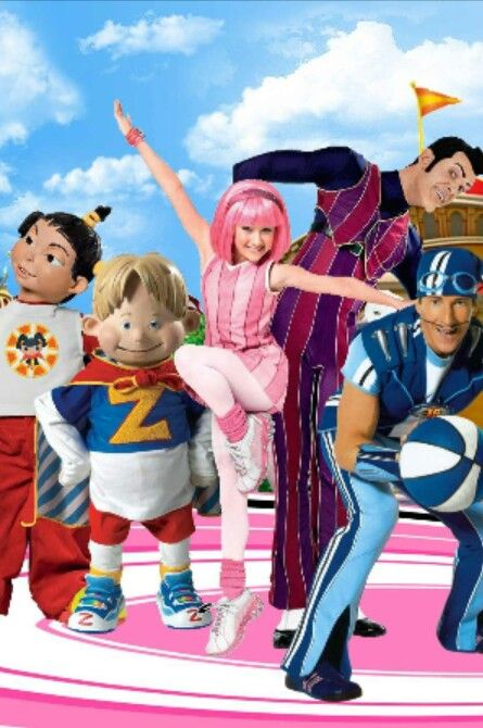 lazy town porn animated