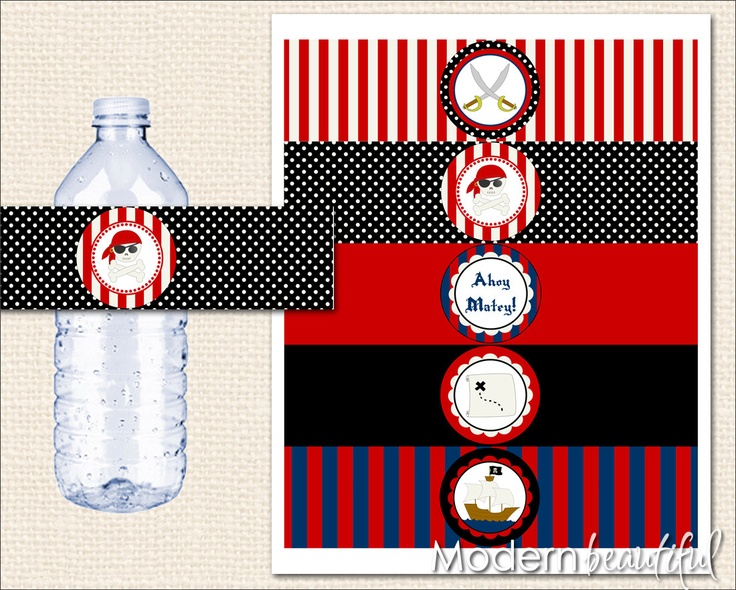 Best Water Bottle Labels Images On   Custom Water