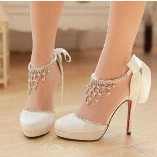 2014 butterfly svadobné svadobné dámske topánky na vysokom opätku nepremokavé svadobné topánky, crystal drahokamu topánky Čerpadlá