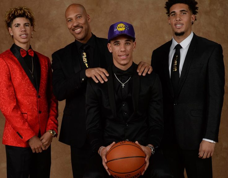 Daddy Was Right: Lonzo Ball Goes 2nd In NBA Draft To Los Angeles Lakers [Video] -  Click link to view & comment:  http://www.afrotainmenttv.com/daddy-was-right-lonzo-ball-goes-2nd-in-nba-draft-to-los-angeles-lakers-video/