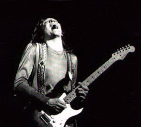 Robin Trower 1975 Music Video
