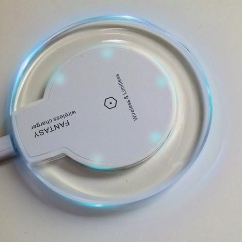 Universal Qi Wireless Charger Charging Pad Mobile Phone Adapter Wirless Charge Cell for Samsung Galaxy S7 S6 edge Plus Note 4 5