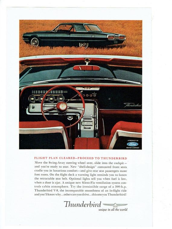 This Page Measures Approximately 6 3 4 X 10 Please See Scan Pics For Details And Condition Flight Plan Cleared Proceed To Thun Classic Cars Old Classic Cars