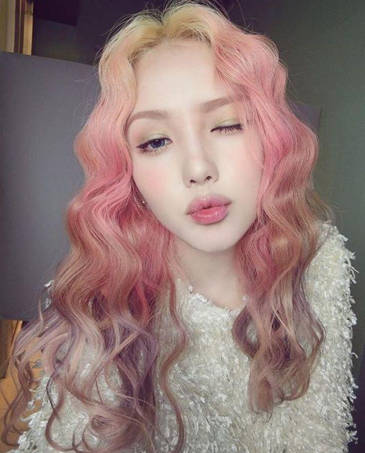 Park hye min Instagram