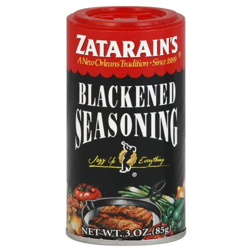 20 best zatarains recipes images on pinterest cajun food for Blackening spice for fish