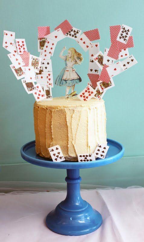 Le Candy Bar - Sweet Table etc: Thème Alice aux pays des Merveilles