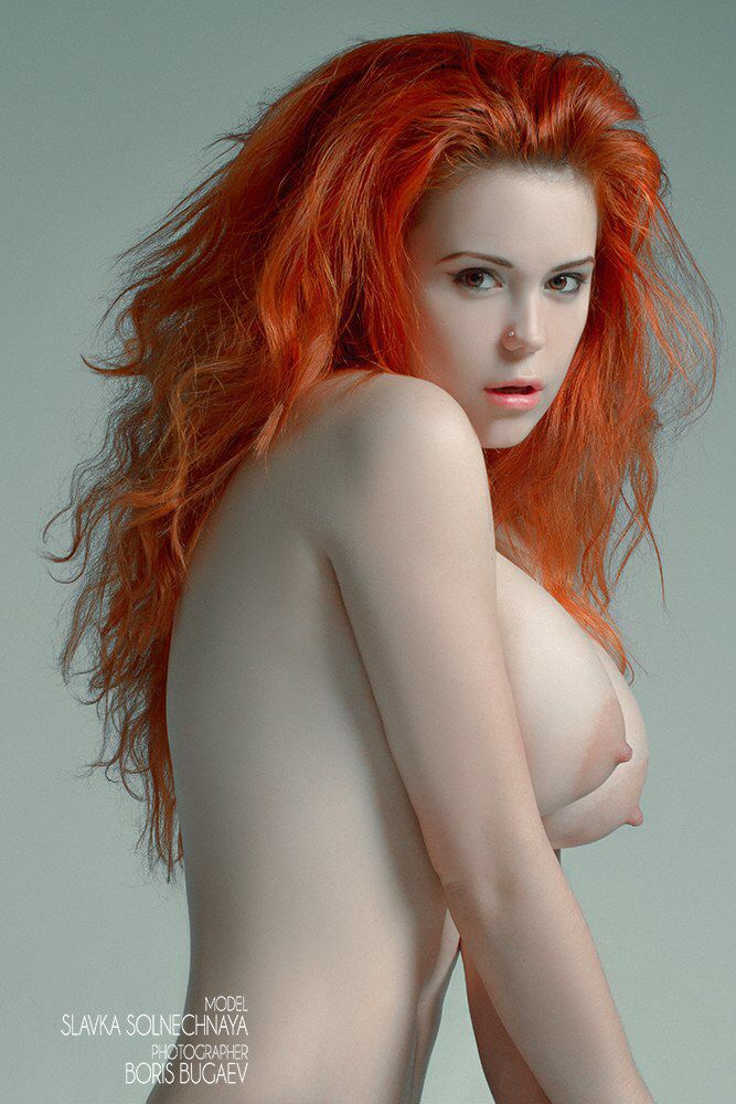 The redhot redhead show mature amateur 8