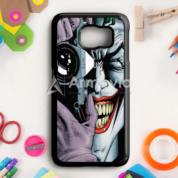 Joker Batman Avengers Samsung Galaxy S6 Edge Plus Case | armeyla.com