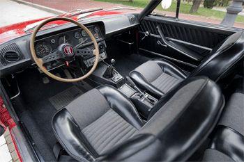 Seat 124 Sport Ciupé