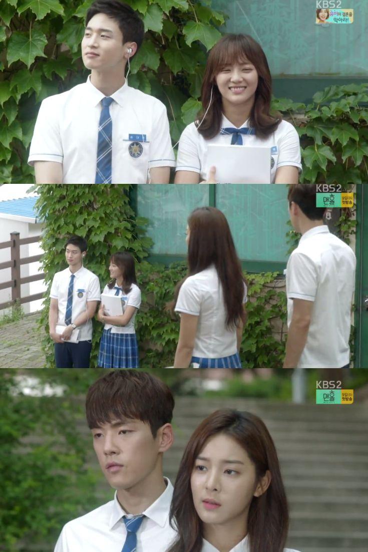 [episode 8] school 2017 #kdrama #korean #school2017 #kimsejeong #kimjunghyun #jangdongyoon #seolina #학교 2017 #김세정 #김정현