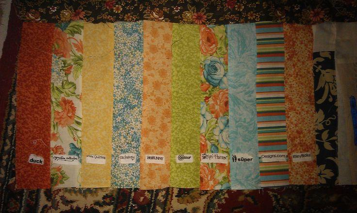 Book quilt encyclopaedia