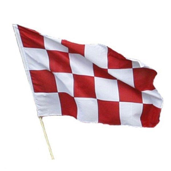 Brabantse vlag 150 x 100 cm € 9,95-