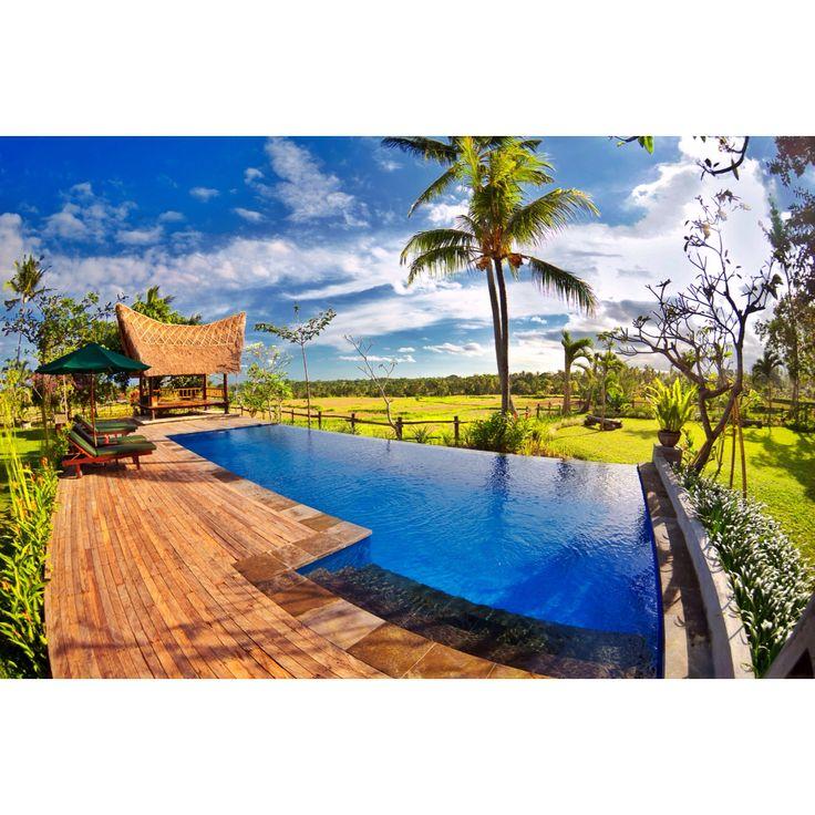 Pool at Omah Apik, Ubud, Bali