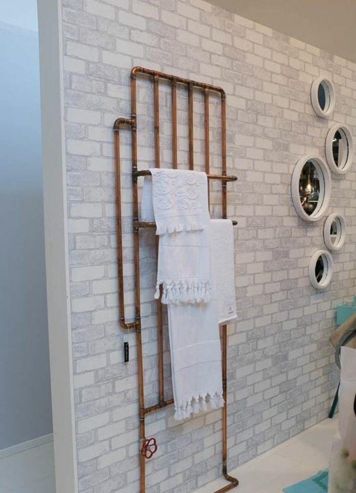 17 meilleures id es propos de rangement de serviette de salle de bains sur pinterest. Black Bedroom Furniture Sets. Home Design Ideas