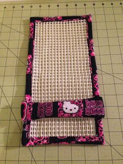 Soulaje Crafts Non Slip Sewing Machine Foot Pedal Pad