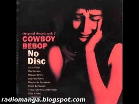 Cowboy Bebop OST 2 No Disc - Green Bird