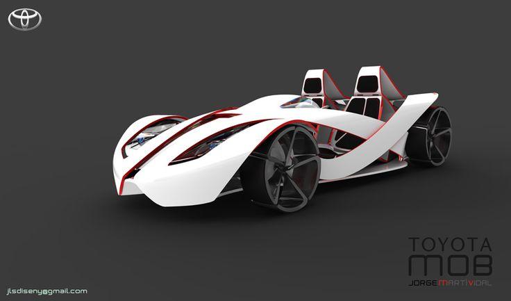 Toyota MOB concept car