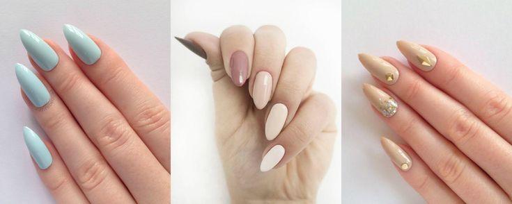 Форма и цвет ногтей в 2017: модные тенденции