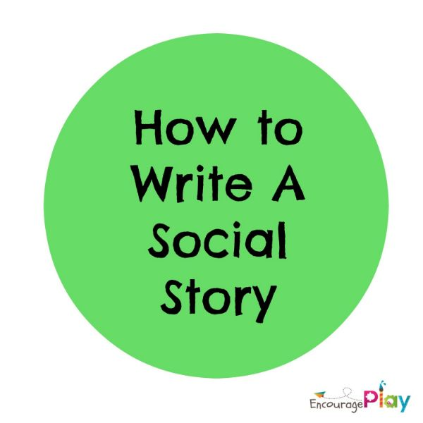 writing social stories Provides step-by-step training guide for creating effective, purposeful social stories these are ground-breaking tools using several carefully-written sentences.