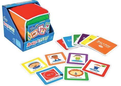 ThinkFun - Roll & Play Game